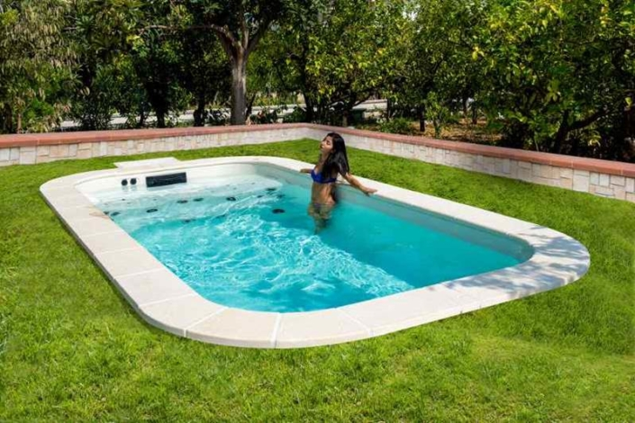 Design industriel piscine