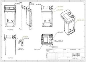 Design industriel mobilier urbain