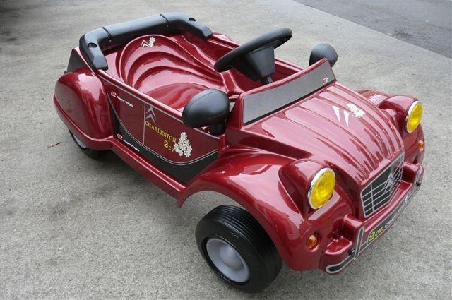AG CAD / Méthode : Exemple de conception d'une voiturette électrique pour enfant